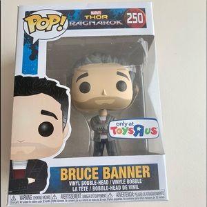 Funko POP Marvel Thor Ragnarok #250 BRUCE BANNER